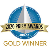 Double Winner of Gold Prism Awards