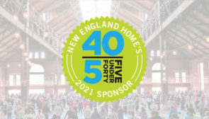 We're excited to be a 5 Under 40 celebration signature sponsor!