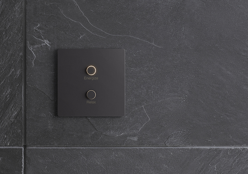 Lutron Alisse lighting control keypad