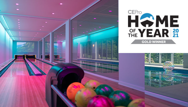 TSP Wins Two CE Pro Home of the Year Awards