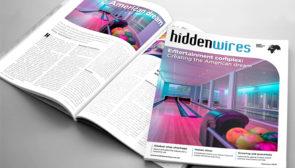 Catch Us in Hidden Wires Magazine
