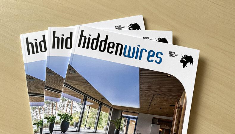 We're in Hidden Wires Magazine!