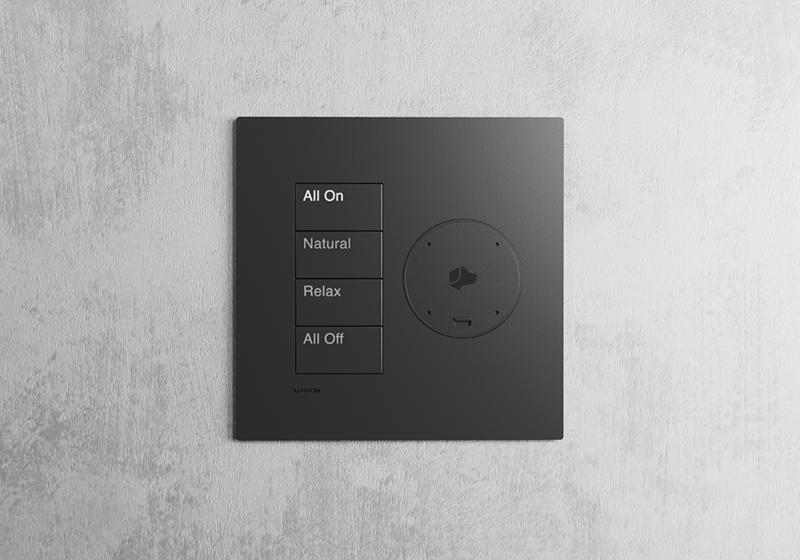 Josh ai/Lutron lighting control keypad