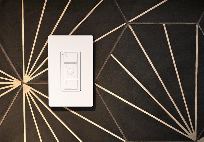 Lutron Pico lighting control keypad