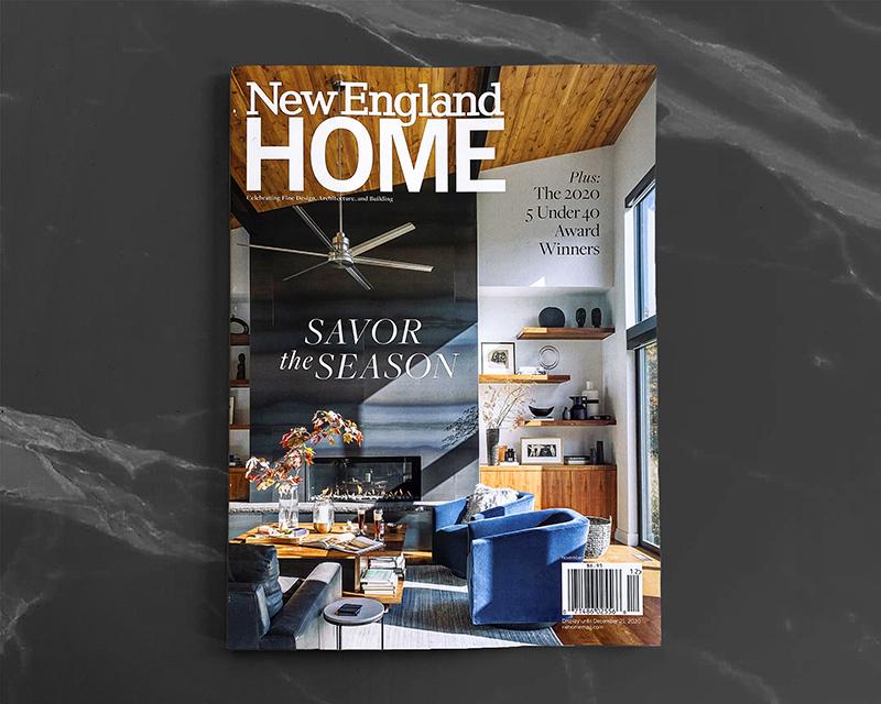NE Home Magazine Cover