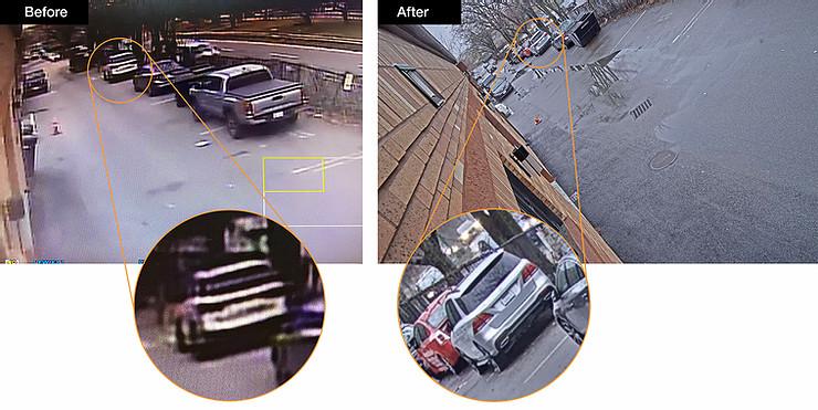 Commercial vs consumer surveillance cameras