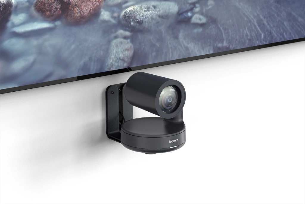 Logitech Rally Camera for executive home office