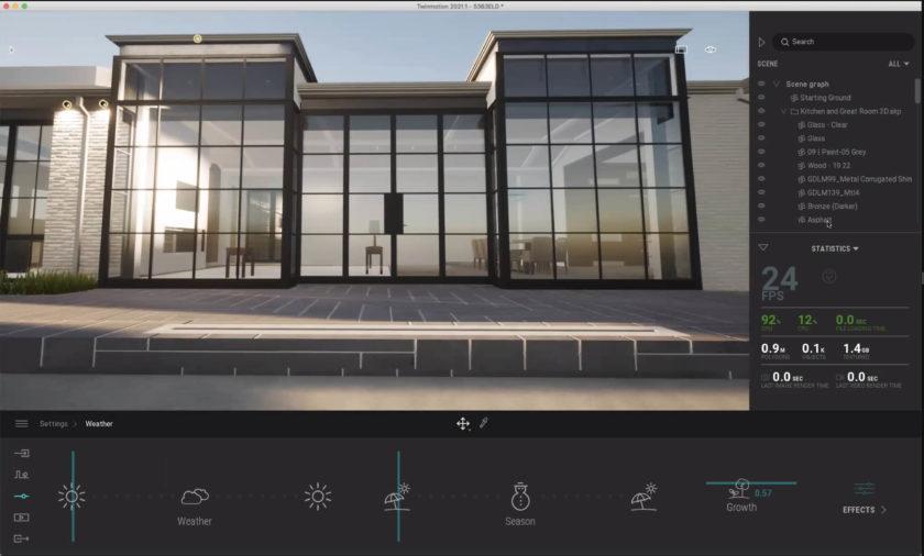 Next generation design from TwinMotion